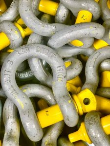 Lifting Equipment COMPLY with Australian Standards