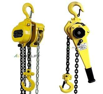 Chain Blocks & Lever Blocks