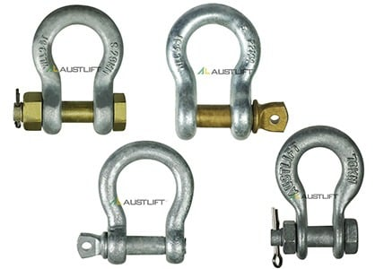 Different Types of Steel Shackles