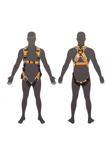 Elite Riggers Harness