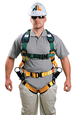 Fall Arrest System and Specialist-Rope