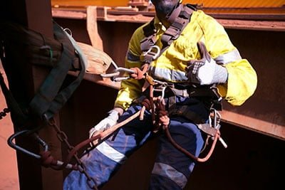 Mining Rope