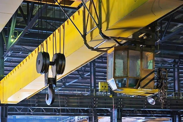 Overhead Gantry Crane Repairs Servicing