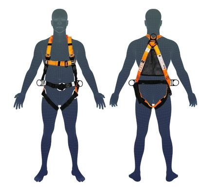 Tactician Riggers Harness