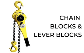 Chain Blocks Lever Blocks
