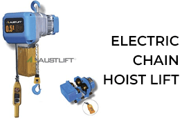 Electric Chain Hoist Lift