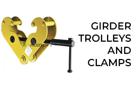Girder Trolleys and Clamps