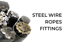 Steel Wire Ropes Fittings