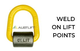 Weld On Lift Points
