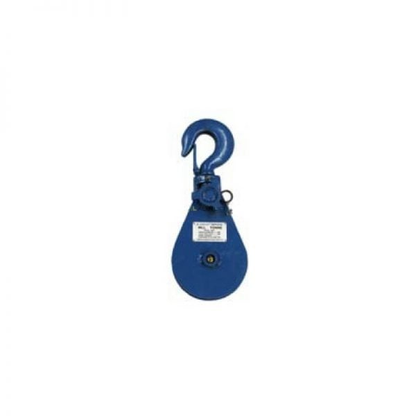 Heavy Duty Snatch Block Hook Head