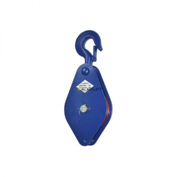 Light Duty Snatch Block suit fibre rope